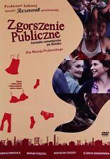 Zgorszenie publiczne (DVD) Maciej Prykowski (Shipping Wordwide) Polish film