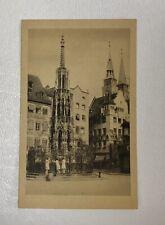 Nuremberg Germany Haeberlein-Metzger Ag Trade Card