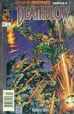 Deathblow #16 Wildstorm Rising Newsstand $1.95 Price Variant B Image NM/M 1995