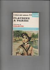 Colette CLAUDINE A PARIGI gherardo casini