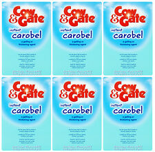 6 Boxes of Cow & Gate Instant Carobel 135g