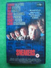 SNEAKERS  (ROBERT REDFORD)   -  BIG BOX ORIGINAL  RARE & DELETED