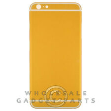 Door for Apple iPhone 6 Plus CDMA GSM Yellow Rear Back Panel Housing Battery