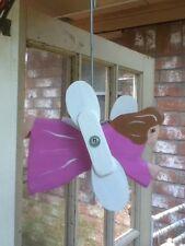 G&J's Classic Creations Angel Whirligig,Yard Art,Garden Decor.Handcrafted