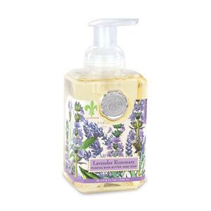 Michel Design Works Lavender Rosemary Foaming Hand Soap Eucalyptus Rosemary