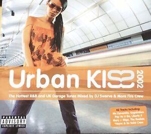 Urban Kiss 2002 - Various Artists - 2 CD's - 42 Tracks