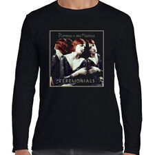 Florence and the Machine Ceremonials Long Sleeve Black T-Shirt Size S to 3XL