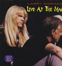 LARRY NORMAN -LIVE AT THE MAC (*CD, 1998) Xian Psych, Fuzz, Folk, Acid Rock CCM
