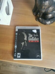 The Godfather -- The Don's Edition (Sony PlayStation 3, 2007)