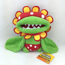 Super Mario Bros. Petey Piranha Boss Flower Plush Toy Stuffed Animal Nintendo 6""