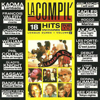 Compilation CD La Compil' Volume 2 - France (VG/VG)
