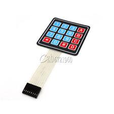 5PCS 4 x 4 Matrix Array 16 Key Membrane Switch Keypad Keyboard for Arduino AVR C