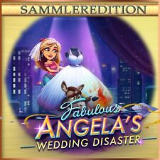 ⭐️ Fabulous 3 - Angela's Wedding Disaster - Platinum Edition - PC / Windows ⭐️