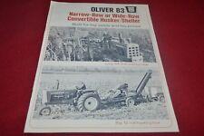 Oliver Tractor Model 5 Corn Picker Dealer/'s Brochure YABE20
