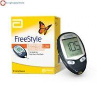 Freestyle Freedom Lite Blood Glucose Monitoring System 1-Kit