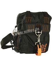 MIL-TEC Deployment Bag 4 schwarz Air Force Einsatztasche Tasche Schultasche