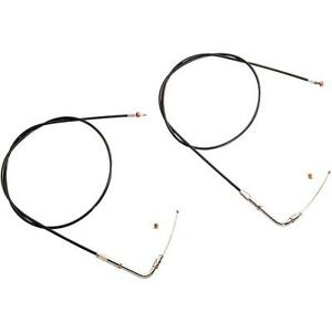 S&S® Custom Throttle And Idle Cables 19-0464