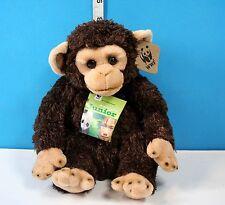 9 Inch Wwf Junior Chimpanzee Cute Cuddly Soft Toy (Pl98)