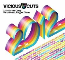 Vicious Cuts 2012 (Various Artists) 2 CDs