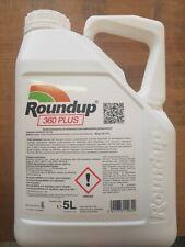 Roundup 360SL 5L chwasty niszczy wszystko co zielone