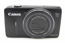 Canon PowerShot SX600 HS 16.0MP Digital Camera - Black