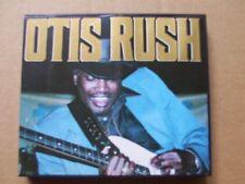 OTIS RUSH,4 TRACK PROMO ep m(-)/vg+ =BOX, quicksilver rec WAY 2999 England 1994