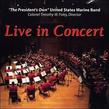 US Marine Band: Live in Concert, New Music