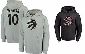 "Toronto Raptors NBA Adidas Men's ""DeMar DeRozan #10"" Pullover Hoodie"