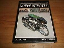Book. Restoration of Vintage & Thoroughbred Motorcycles. Jeff Clew 1990 Hb Bikes