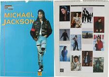 Michael Jackson Calendrier 1995 Calendar Kalender Poster Posters