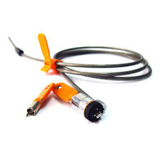 Kensington MicroSaver Notebook Lock Security Cable Ref 64020f