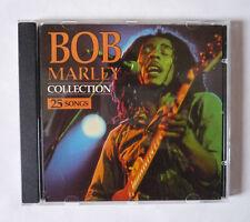 BOB MARLEY COLLECTION - 25 SONGS 1993 CD ALBUM - GOOD CONDITION