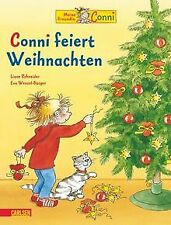 Conni-Bilderbücher, Band 3: Conni feiert Weihnachten von... | Buch | Zustand gut