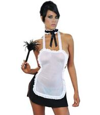 Sexy Ooh La La French Maid Costume Dreamgirl Roleplay Lingerie New In Box