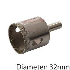 PRO 32mm Diamond Dust Core Trapano & Shank – piastrelle, marmo, vetro HOLE SAW CUTTER