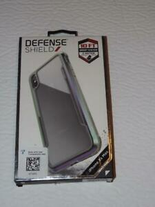 DEFENSE SHIELD CELL PHONE CASE FOR IPHONE XS MAX!!