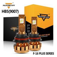 New listing Auxbeam 9007 70W 7000Lm Led Headlight Bulb Decoder Hi-Lo 6000K Error Free Canbus