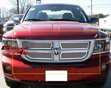 Fits 2008-2011 Dodge Dakota Stainless Mesh Grille