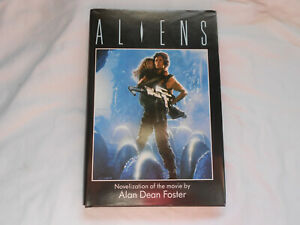 ALIENS-Alan Dean Foster-Based on Screenplay by James Cameron-1986-Book Club Ed