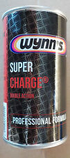 3x Wynns Super Charge Motorölzusatz Ölverbrauchstop Ölzusatz 325 ml Wynn`s