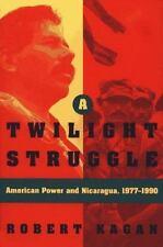 TWILIGHT STRUGGLE: American Power and Nicaragua-ExLibrary