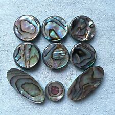 2 set Saxophone  real shell buttons inlays keys abalone shell