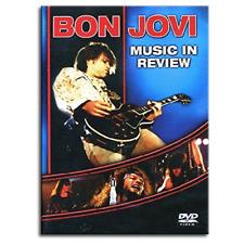 Musik DVD - Jon Bon Jovi - The Music Review - Neuware