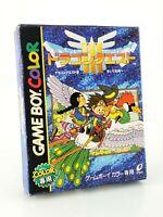 Dragon Quest III 3 - Nintendo Game Boy Color GBC JAP Japan complet (2)