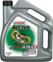 CASTROL OIL ACTEVO 4T 10W40 GAL 15B626