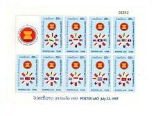 Laos Scott # 1359j - MNH - CV=$9.50 - Souvenir Sheet - Nice