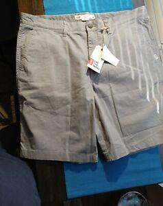 Vans Bedford Shorts NWT MENS 38 (Gray) NWT