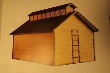 ICE HOUSE  KIT   N SCALE by   BERGEN NATIONAL LASER