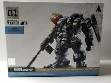 Square Enix Front Mission 1st Wander Arts: Zenith Urban Camo Variant Open Box