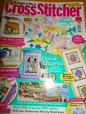 CROSS STITCHER MAGAZINE AUGUST  2006 ISSUE 176 CORNISH HIDEAWAYS / WILD LIFE